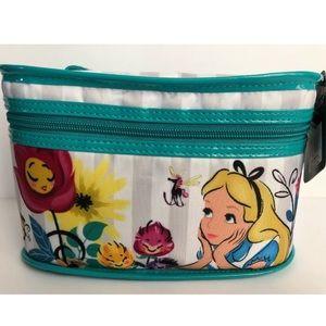 Alice in Wonderland LOOK INSIDE🔥 Train Case Bag